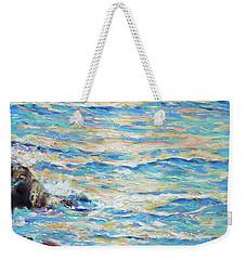 Cambria Rocks Weekender Tote Bag