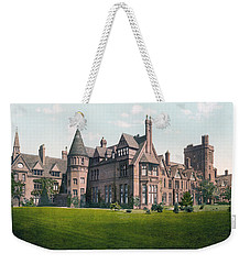 Cambridge - England - Girton College Weekender Tote Bag