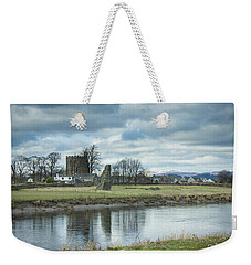 Cambuskenneth Abbey And The River Forth Weekender Tote Bag