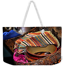 Weekender Tote Bag featuring the photograph Camelback 8849 by Sylvia Thornton