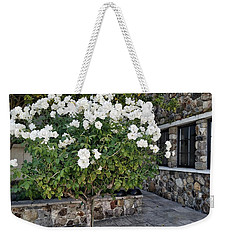 Camellia Blossoms Weekender Tote Bag