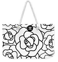 Camellia Cc Weekender Tote Bag