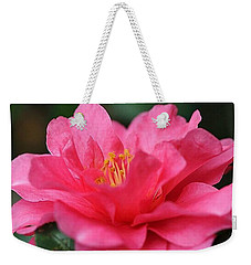 Camellia For Mom Weekender Tote Bag by Ellen O'Reilly