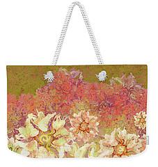 Camellia Hedges Weekender Tote Bag