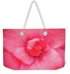 Camellia Soft Weekender Tote Bag