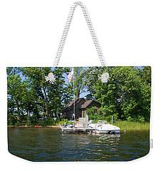 Camelot Island  Weekender Tote Bag