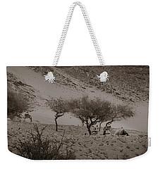 Camels Weekender Tote Bag by Silvia Bruno