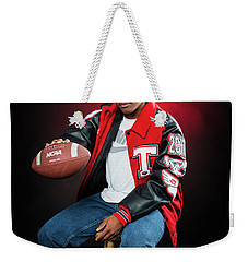 Cameron 015 Weekender Tote Bag by M K  Miller