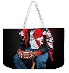 Cameron 018 Weekender Tote Bag by M K  Miller