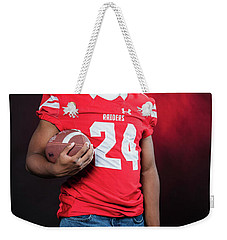 Cameron 023 Weekender Tote Bag by M K  Miller