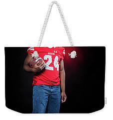 Cameron 025 Weekender Tote Bag by M K  Miller