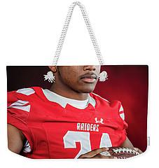 Cameron 028 Weekender Tote Bag by M K  Miller
