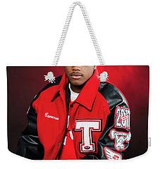 Cameron 030 Weekender Tote Bag by M K  Miller