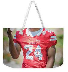 Cameron 038 Weekender Tote Bag by M K  Miller