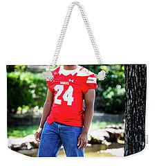 Cameron 053 Weekender Tote Bag by M K  Miller