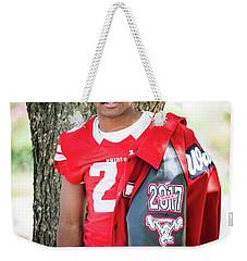 Cameron 058 Weekender Tote Bag by M K  Miller