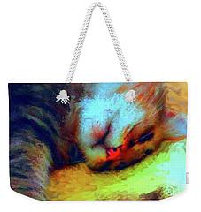 Camilla Cat II Weekender Tote Bag