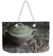 Camilla's Sugar Bowl Weekender Tote Bag