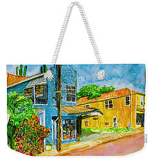 Camilles Place Weekender Tote Bag by Eric Samuelson