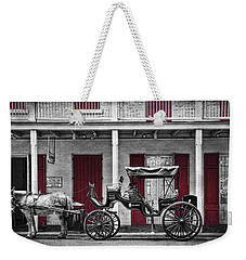 Camino Real Muelle Weekender Tote Bag by Tammy Wetzel