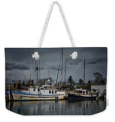 Weekender Tote Bag featuring the photograph Camjim by Randy Hall