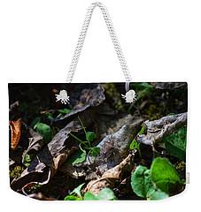 Camo Weekender Tote Bag