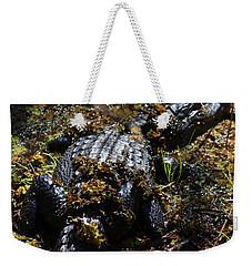 Camouflage Weekender Tote Bag by Carol Groenen
