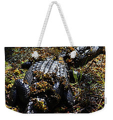 Camouflage Weekender Tote Bag