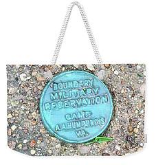 Camp A.a. Humphreys Weekender Tote Bag