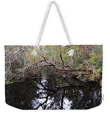 Camp Canal Weekender Tote Bag