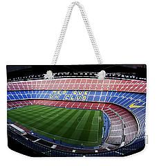 Camp Nou Weekender Tote Bag