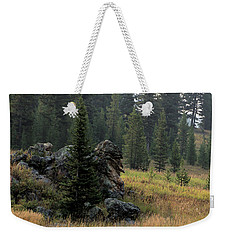 Campground Springs Weekender Tote Bag