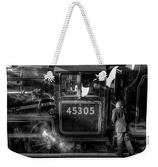 Can I Go For A Ride  Weekender Tote Bag