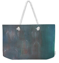 Can You Hear The News Of Tomorrow? Weekender Tote Bag by Min Zou
