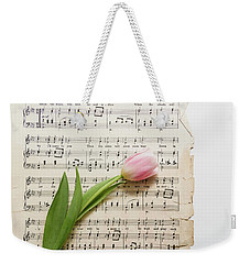 Weekender Tote Bag featuring the photograph Can You by Kim Hojnacki