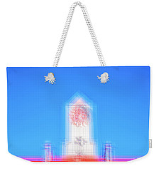 Can You Tell The Time? Weekender Tote Bag by Joseph S Giacalone