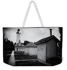 Cana Island Retro Weekender Tote Bag by Janice Adomeit