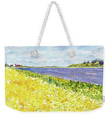 Canada 150 Manitoba Weekender Tote Bag