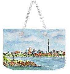 Canada 150 Ontario Weekender Tote Bag