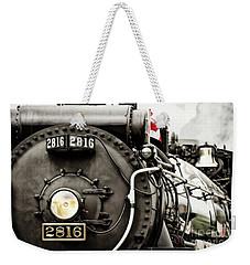 Canada Day Weekender Tote Bag