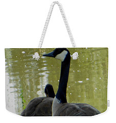 Canada Goose Edge Of Pond Weekender Tote Bag