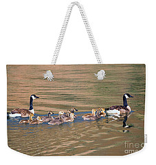 Canada Goose Family Weekender Tote Bag by Mike Dawson