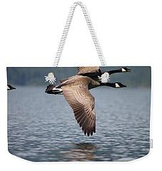 Canada's Goose Weekender Tote Bag by Cathie Douglas