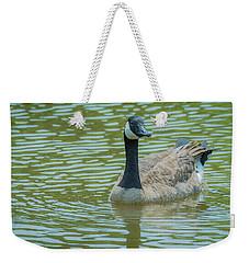 Canadian Goose Img 1 Weekender Tote Bag