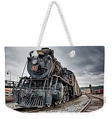 Canadian National Locomotive 47 Weekender Tote Bag