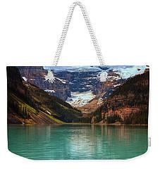 Canadian Rockies In Alberta, Canada Weekender Tote Bag