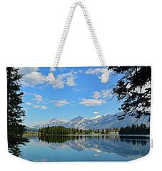 Canadian Rockies No. 4-1 Weekender Tote Bag