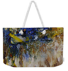 Canadian Shoreline Weekender Tote Bag