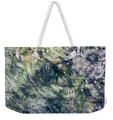 Canal Reflections Abstract #3 Weekender Tote Bag