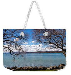 Canandaigua Weekender Tote Bag